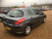 USED 2008 08 PEUGEOT 308 1.6 S 5d 118 BHP 130 POINT INSPECTION - FINANCE AVAILABLE
