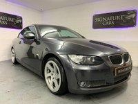 2007 BMW 3 SERIES 3.0 335I SE 2d 302 BHP £7000.00