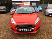USED 2014 64 FORD FIESTA 1.0 ZETEC 5d 99 BHP FULLY AA INSPECTED - FINANCE AVAILABLE