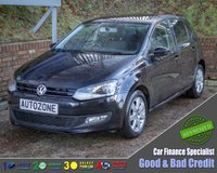 USED 2013 13 VOLKSWAGEN POLO 1.2L MATCH 5d 59 BHP