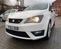 2012 SEAT IBIZA 1.6 CR TDI FR 5d 104 BHP POA