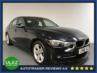 USED 2016 66 BMW 3 SERIES 2.0 320I SPORT 4d 181 BHP BMW HISTORY - 1 OWNER - SAT NAV - PARKING SENSORS - AIR CON - BLUETOOTH - DAB - CRUISE - SUNROOF