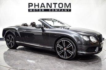 2014 BENTLEY CONTINENTAL 4.0 GTC V8 2d 500 BHP £62990.00