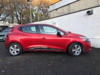 2014 RENAULT CLIO 1.1 DYNAMIQUE MEDIANAV 5d 75 BHP £5495.00