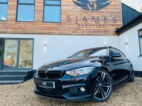 USED 2016 66 BMW 4 SERIES 3.0 440I M SPORT GRAN COUPE 4d AUTO 322 BHP