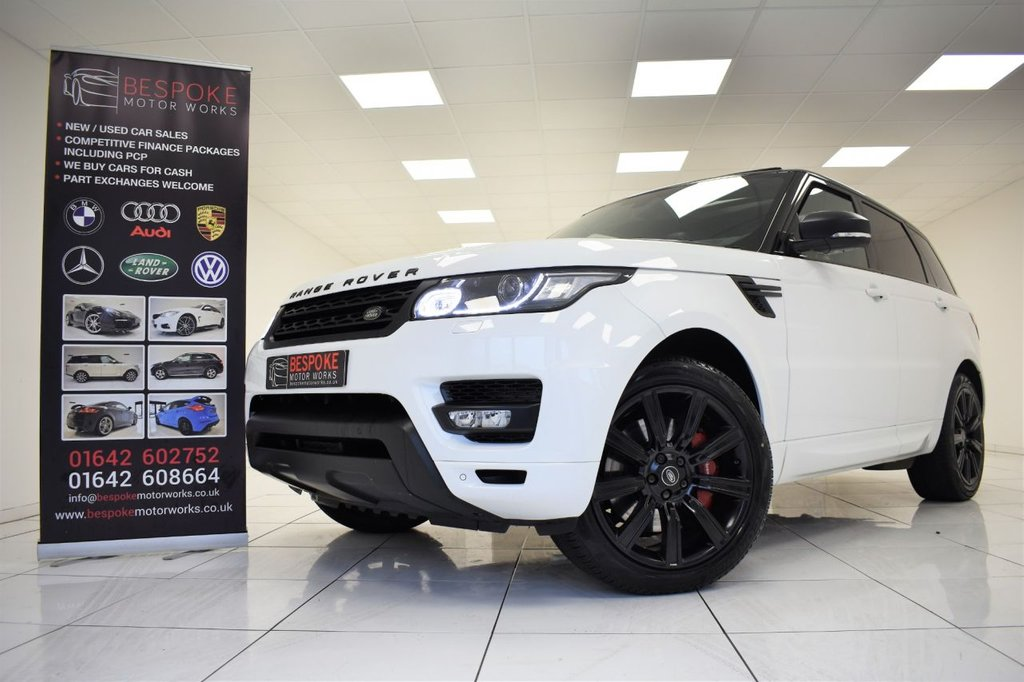 USED 2015 65 LAND ROVER RANGE ROVER SPORT 3.0 SDV6 HSE DYNAMIC