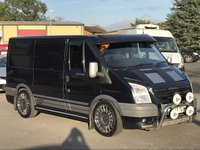 USED 2009 09 FORD TRANSIT ST Sport 2.2 TDCI 260 180ps * NO VAT* Fantastic Van, O.Z Racing alloy wheels, Great condition.