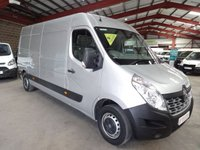 USED 2014 64 RENAULT MASTER 2.3 LM35 BUSINESS DCI S/R P/V 125 BHP LWB VAN - AA DEALER PROMISE - TRADING STANDARDS APPROVED -