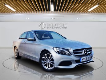 Used Mercedes-Benz C-Class for sale in Leighton Buzzard