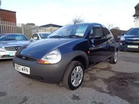 USED 2003 03 FORD KA 1.3 1.3 3d 69 BHP MOT SEPT 2020 36,000 MILES