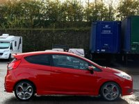 USED 2014 14 FORD FIESTA 1.6 EcoBoost ST-1 3dr DAB/RevoUpgrade/2Keys/HPIClear