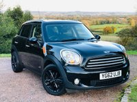 2012 MINI COUNTRYMAN 2.0 COOPER D ALL4 5d 110 BHP £7485.00