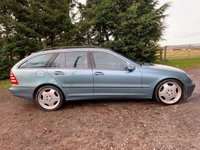 USED 2002 02 MERCEDES C-CLASS 2.7 C270 CDI AVANTGARDE 5d 170 BHP EXCELLENT CONDITION. NOT YOUR USUALL CORRODED EXAMPLE. EXCELLENT 5 CYLINDER DIESEL ENGINE. FULL LEATHER. HEATED SEATS