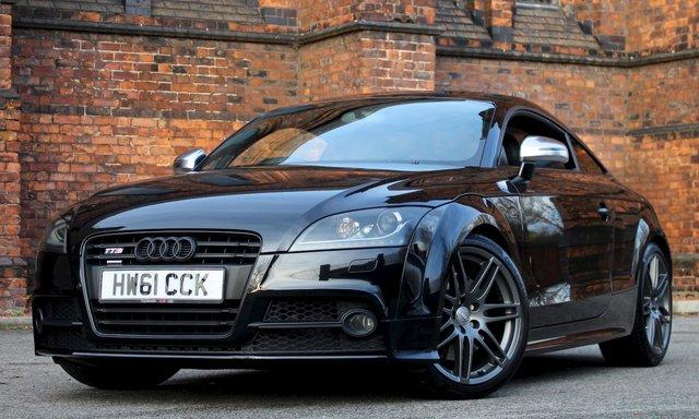2011 61 AUDI TT 2.0 TTS TFSI QUATTRO S LINE BLACK EDITION 2d 268 BHP