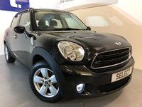 2015 MINI COUNTRYMAN 1.6 COOPER 5d 122 BHP £9873.00