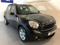 USED 2015 65 MINI COUNTRYMAN 1.6 COOPER 5d 122 BHP SAVE £350 WAS £10000 NOW £9650 BLACK TAG EVENT SALE !!!Lovely example in diamond black metallic with Low miles Only 40,437 miles