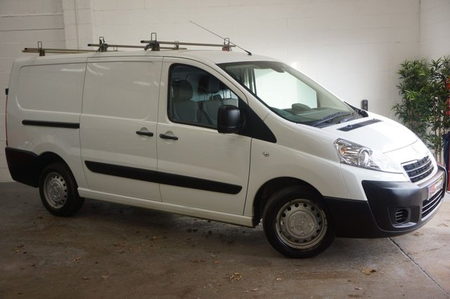2014 14 PEUGEOT EXPERT 1.6 HDI 1200 L2H1  90 BHP LONG WHEEL BASE LWB NO VAT SOLD TO PETER FROM  YORK