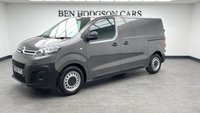 2018 CITROEN DISPATCH 15.7 M 1000 ENTERPRISE BLUEHDI 94 BHP plus vat £12995.00