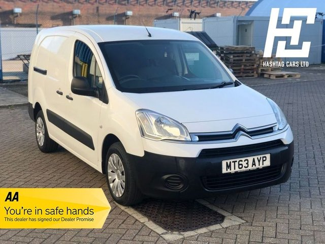 2013 63 CITROEN BERLINGO 1.6 725 X L2 HDI 6 Door 89 BHP