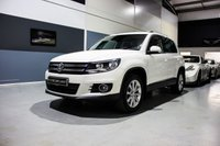 2013 VOLKSWAGEN TIGUAN 2.0 SE TDI BLUEMOTION TECHNOLOGY 4MOTION 5d 138 BHP SOLD