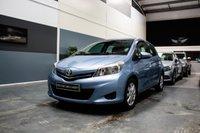 2013 TOYOTA YARIS 1.3 VVT-I TR 5d 98 BHP £5991.00