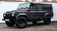 USED 1994 L LAND ROVER 110 3.5 County 4X4 5dr *LEATHER BUCKET SEATS *REV CAM