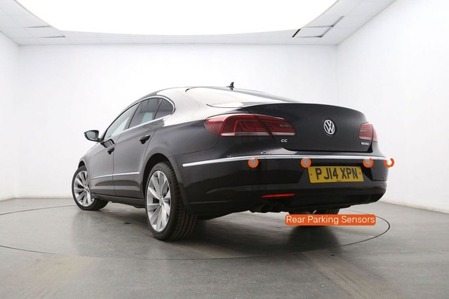 VOLKSWAGEN CC at Georgesons