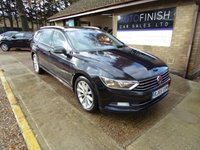 2015 VOLKSWAGEN PASSAT 1.6 SE TDI BLUEMOTION TECHNOLOGY 5d 119 BHP £8495.00