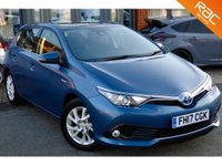 USED 2017 17 TOYOTA AURIS 1.8 VVT-I BUSINESS EDITION TSS 5d 99 BHP