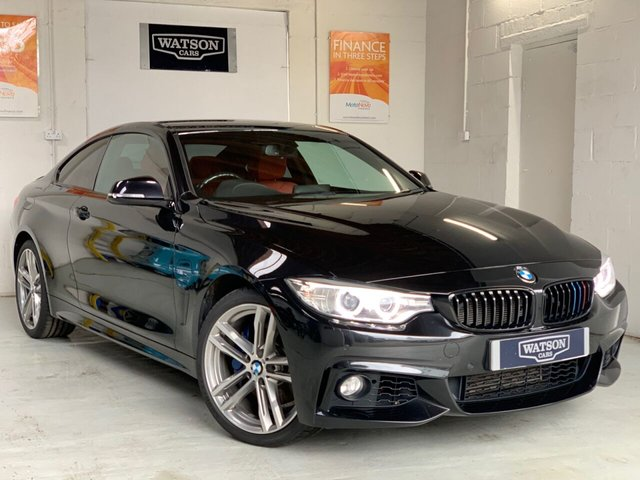 2015 65 BMW 4 SERIES 3.0 435D XDRIVE M SPORT 2d 309 BHP