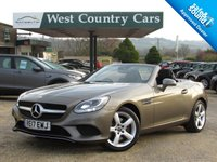 USED 2017 17 MERCEDES-BENZ SLC 2.0 SLC 200 SPORT 2d 181 BHP 1 Private Owner From New
