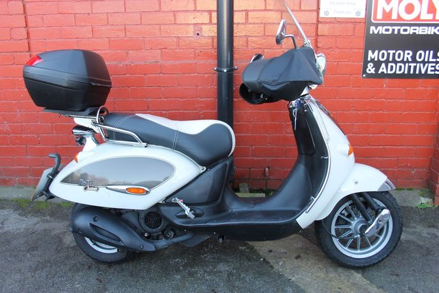 USED 2008 58 APRILIA MOJITO 125 CUSTOM *3mth Warranty, Low Mileage,Finance Available* A Great Learner Legal 125 Scooter, Finance Available.