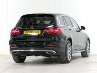 USED 2016 66 MERCEDES-BENZ GLC-CLASS 2.1 GLC 250 D 4MATIC AMG Line PREMIUM PLUS [£6,990 OPTIONS] LTHR DYNAMIC-LED 360CAM HEADUP