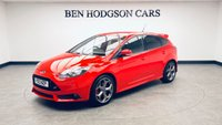 USED 2013 13 FORD FOCUS 2.0 ST-3 5d 247 BHP Heated leather! DAB Radio, Bluetooth!