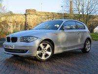 2008 BMW 1 SERIES 1.6 116I SE 3d 121 BHP £2577.00