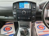 USED 2014 64 NISSAN NAVARA 2.5 DCI TEKNA 4X4 SHR DCB 188 BHP