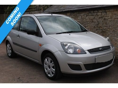 2008 08 FORD FIESTA 1.25 STYLE CLIMATE