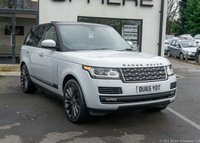 USED 2015 65 LAND ROVER RANGE ROVER 5.0 V8 SV AUTOBIOGRAPHY 5d 510 BHP
