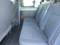 USED 2013 13 FORD TRANSIT CUSTOM 2.2 290 TREND LR DCB 124 BHP