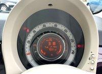 USED 2014 63 FIAT 500 1.2 C LOUNGE DUALOGIC 3d 69 BHP SENSORS, BLUETOOTH AUX & USB