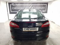 USED 2009 09 FORD MONDEO 1.6 EDGE 5d 124 BHP + LONG MOT WITH HISTORY
