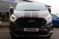 USED 2019 69 FORD TOURNEO CUSTOM 0.0 320 SPORT ECOBLUE 4d 183 BHP