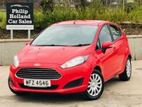 USED 2015 FORD FIESTA 1.2 STYLE 5d 59 BHP Air conditioning