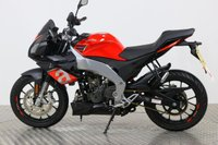 USED 2018 18 APRILIA TUONO 125 ALL TYPES OF CREDIT ACCEPTED GOOD & BAD CREDIT ACCEPTED, 1000+ BIKES IN STOCK