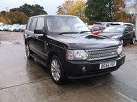 2005 LAND ROVER RANGE ROVER 4.2 V8 SUPERCHARGED 5d 391 BHP £8500.00