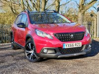 USED 2016 66 PEUGEOT 2008 1.6 BLUE HDI S/S GT LINE 5d 120 BHP
