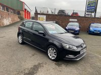 USED 2014 64 VOLKSWAGEN POLO 1.2 SE TSI 5d 89 BHP * BLUETOOTH AND DAB RADIO *