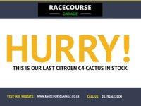 USED 2015 65 CITROEN C4 CACTUS 1.2 PURETECH FLAIR S/S 5d 109 BHP