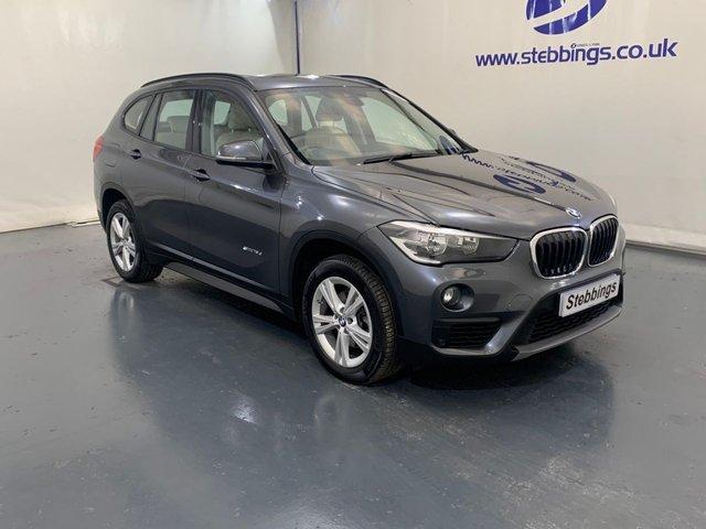 2016 66 BMW X1 2.0 SDRIVE18D SE 5d 148 BHP
