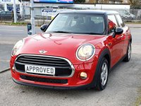 USED 2016 65 MINI HATCH COOPER 1.5 COOPER D 5d 114 BHP BLUETOOTH AUX AND USB CONNECT!